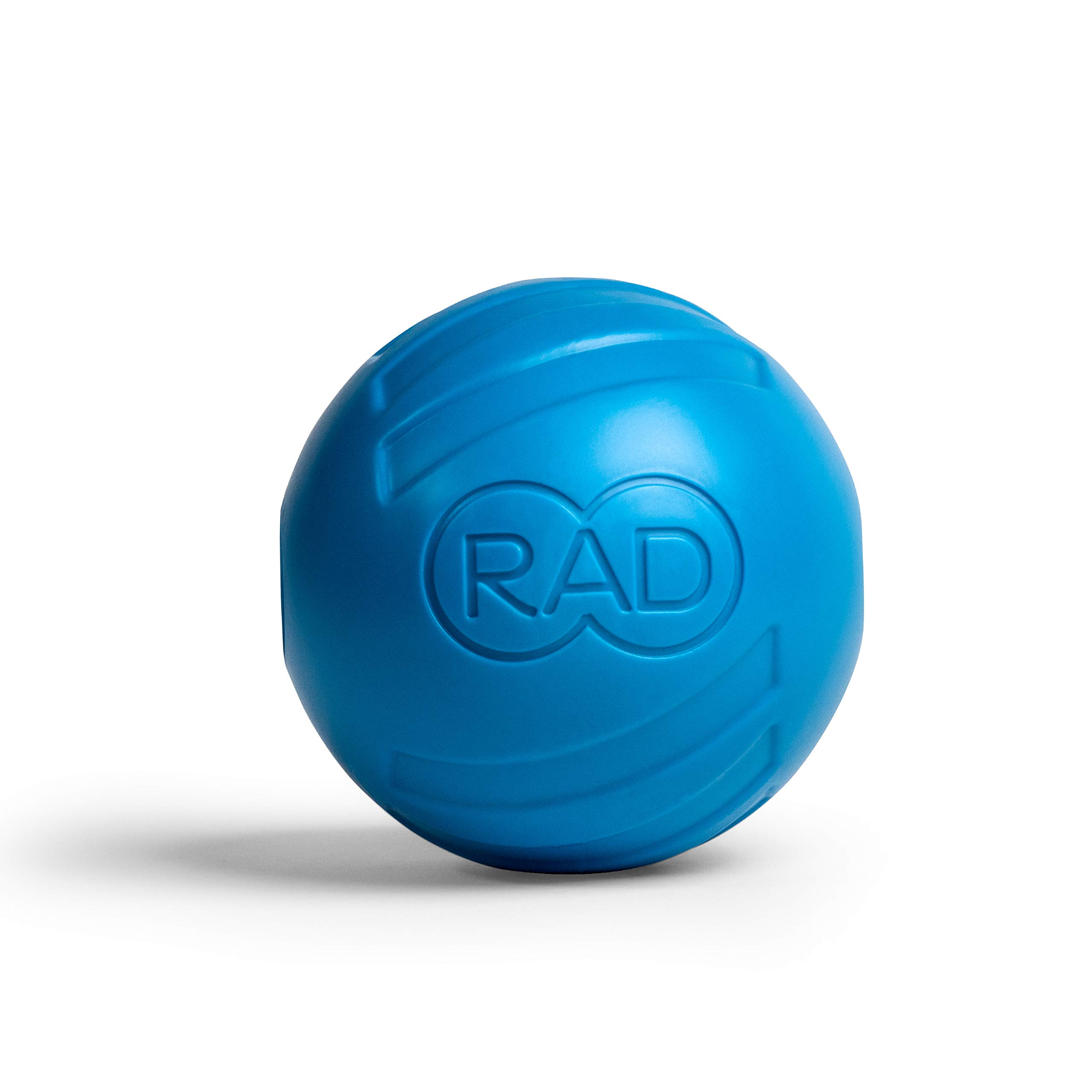 RAD Atom I High Density Massage Ball for Pecs, Shoulders, Glutes, Hamstrings, Quads and Traps Self Myofascial Release, Massage, Mobility and Recovery by RAD