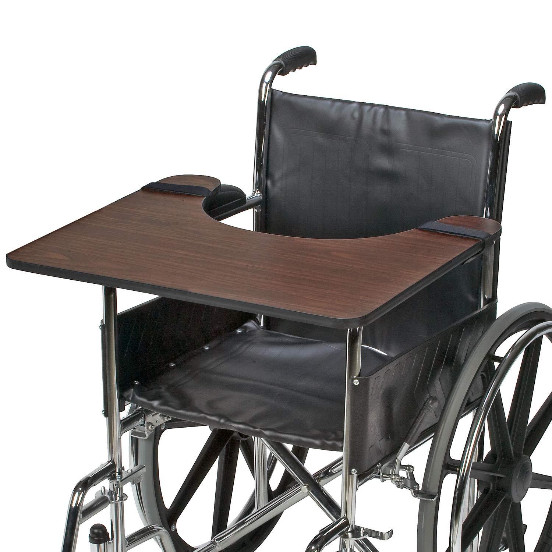 Amazon.com: DMI – Bandeja para silla de ruedas (, tabla de ...