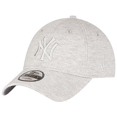 cc2652cc31a New Era 9Forty Cap - JERSEY New York Yankees grey  New Era  Amazon.co.uk   Clothing