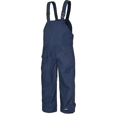 bef00e5e4bc33 Trespass Kids Waterproof Dungarees Rain Over Trousers: Amazon.co.uk:  Clothing