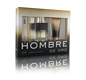 Hombre De Oro Cologne 3 Pc. Gift Set