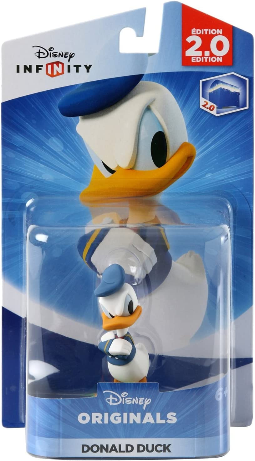 Disney Infinity: Disney Originals (2.0 Edition) Donald Duck Figure   Not Machine Specific by By          Disney Infinity