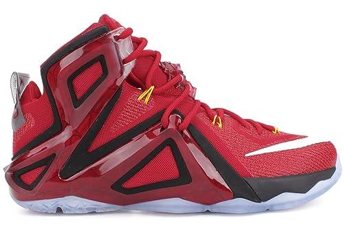 size 40 a80c5 07cf8 Amazon.com | Nike LeBron XII Elite Mens Basketball Shoes ...