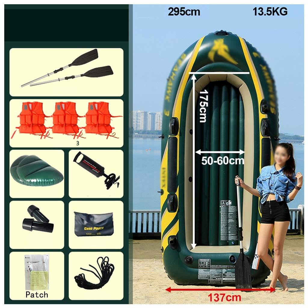 GYL El Kayak Inflable en el mar es Potente y Seguro de Usar ...