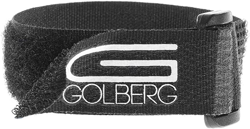 Bundle Wires and Cables GOLBERG G GOLBERG Paracord Fasteners Single 10-Pack Black /& White 9.25 x 3//4 Premium Fastener for securing Your 550 Paracord//Parachute Rope 5-Pack