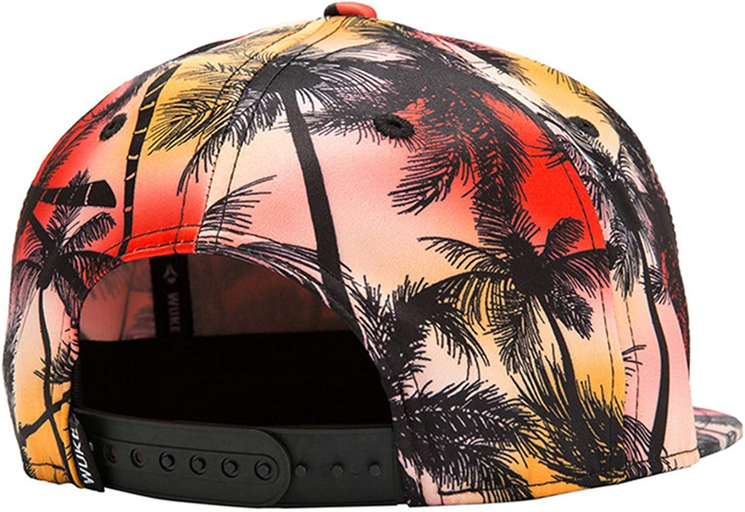 CHENTAI New Spring Summer Baseball Cap Male Female 3D Print Coconut Tree Hip Hop Hat Fashion Girl Hat Snapback Cap