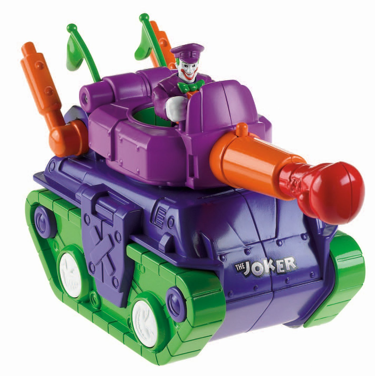 Fisher-Price Imaginext DC Super Friends, Joker Tank by Fisher-Price (Image #7)