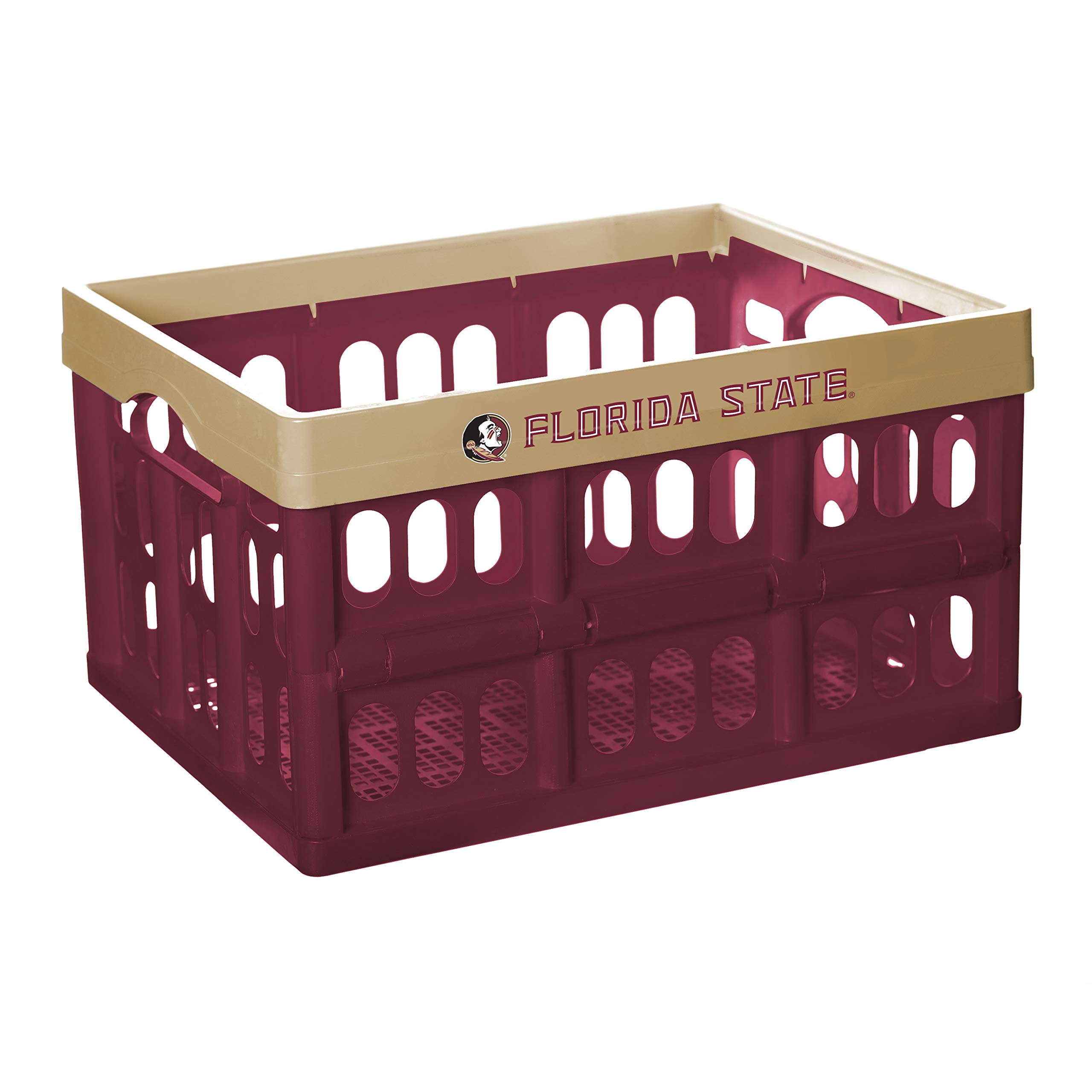 NCAA Fabrique Innovations Collapsible Crate, Florida State Seminoles