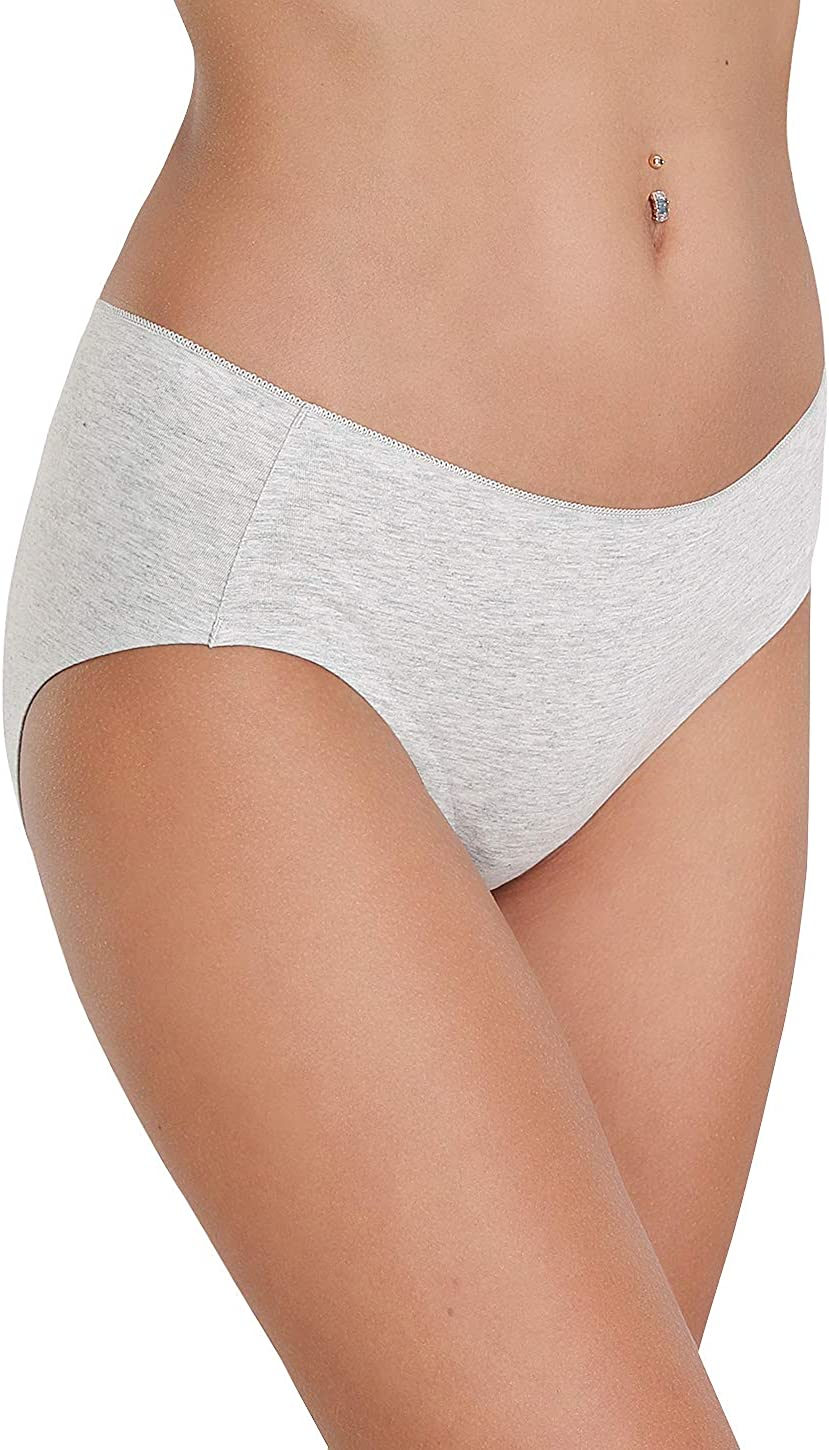 ALTHEANRAY Womens Underwear Seamless Cotton Briefs Panties for Women 6 Pack at  Women's Clothing store