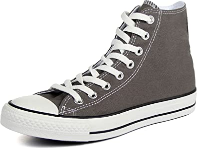 Image Unavailable. Image not available for. Color  Converse Chuck Taylor  All Star Core Hi Charcoal 39051fc4ad1
