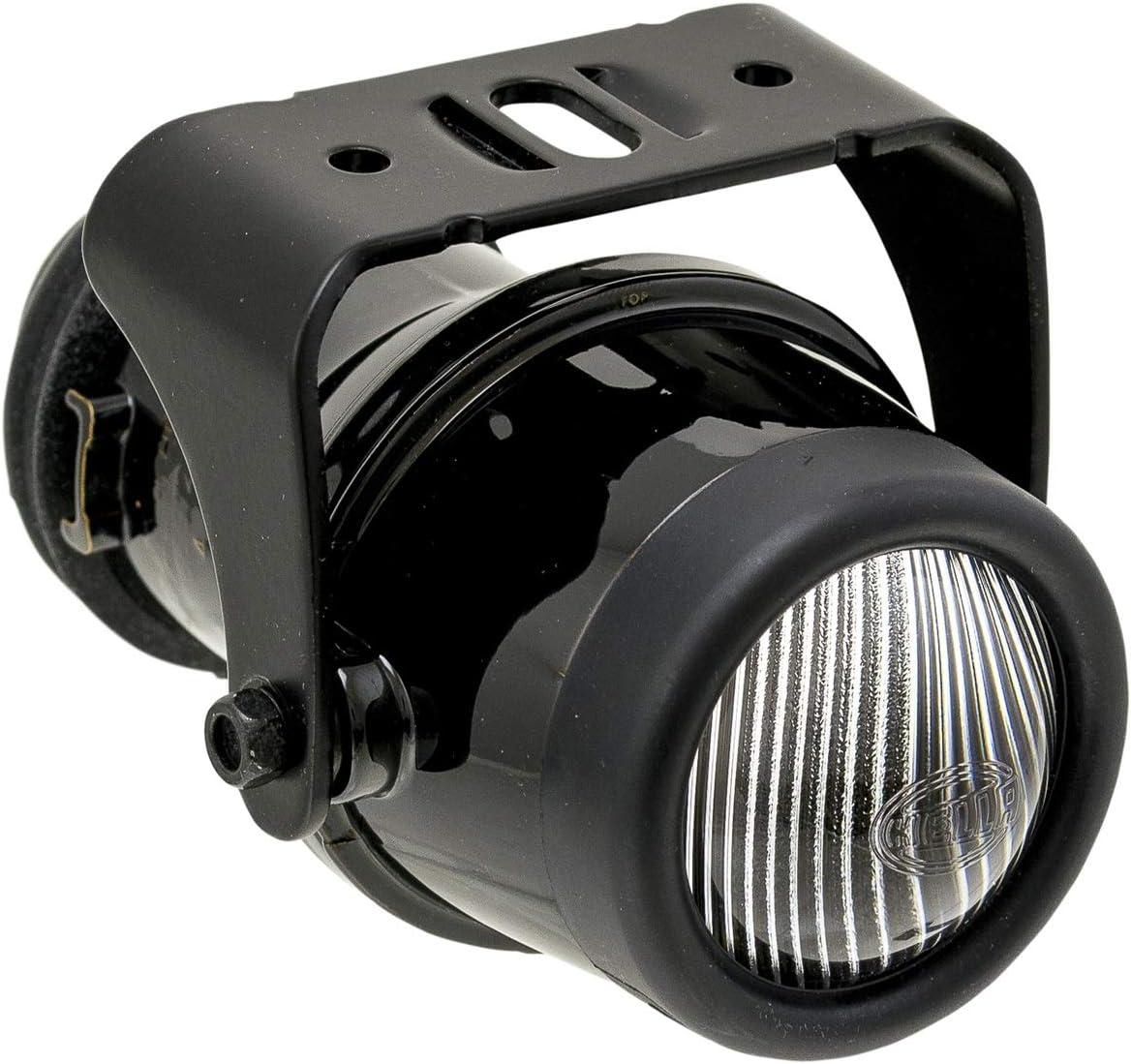 Amazon Com Hella H13090611 Micro De Series 12v 55w Halogen Clear Fog Lamp Kit Automotive