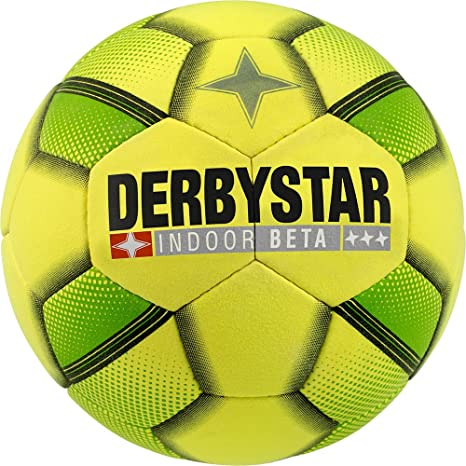 Derbystar Indoor Beta - Balón de fútbol Sala: Amazon.es: Deportes ...