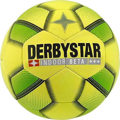 Derbystar Indoor Beta - Balón de fútbol Sala: Amazon.es: Deportes ...