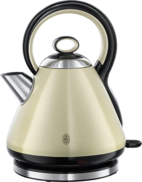Russell Hobbs Legacy Kettle and Russell