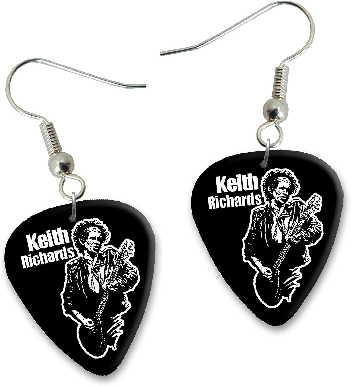 Keith Richards Rolling Stones Diseño 3 Guitarra Plectrum ...