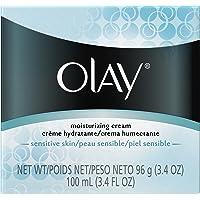 Olay Moisturizing Sensitive Skin Cream, 100 mL