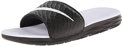 4c4d0cbcb04 Nike WMNS Benassi Solarsoft Tongs Femme  Amazon.fr  Chaussures et Sacs