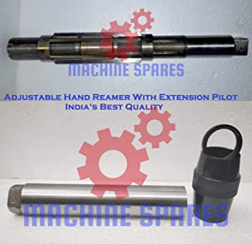 """H11 Adjustable Hand Reamer 15//16/"""" to 1-1//16/"""" INDIA BEST QUALITY 23.81-26.98mm"""