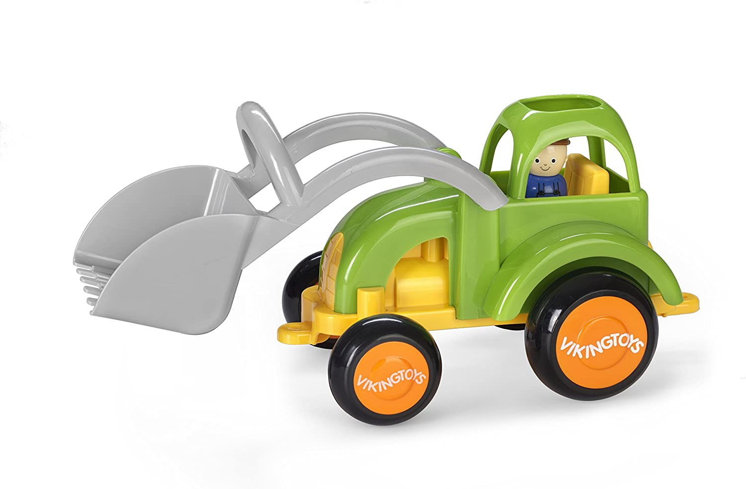 NEW Viking Toys Jumbo Tipper Truck with 2 Figures Gift Box