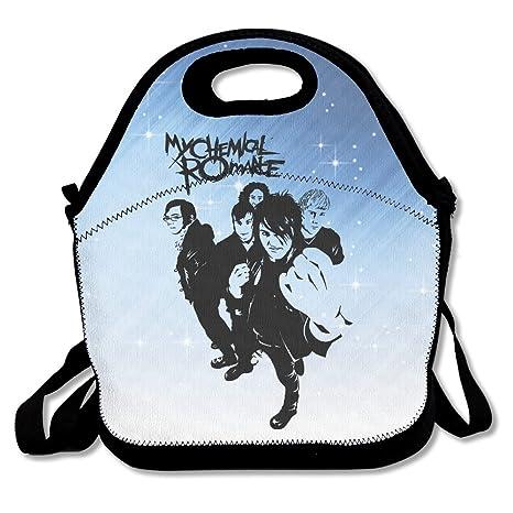 My Chemical Romance bolsa para el almuerzo cajas de almuerzo, impermeable al aire libre Viajes