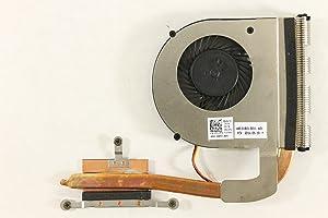 Dell Laptop 511FV AMD Heatsink and Fan 23.10784.021 Inspiron 3541