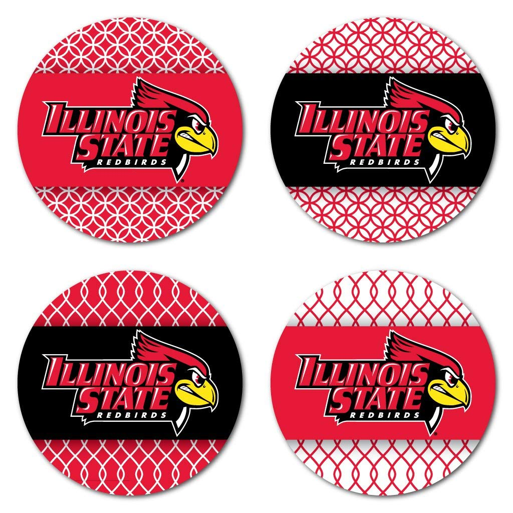 Fun Designs VictoryStore Coasters Iowa State University Coaster Set Set of 4