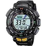 Casio Outdoor Digital Grey Dial Men's Watch-PRG-240-1DR (SL47)