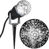 Outdoor LightShow Kaleidoscope White Spot Light