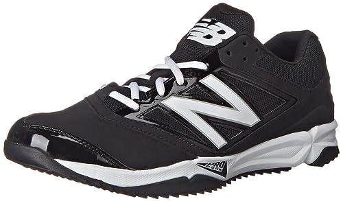 e8d63f2a5 New Balance Turf 4040v3 Synthetic Nubuck Mens Cushioning Baseball Shoe Black