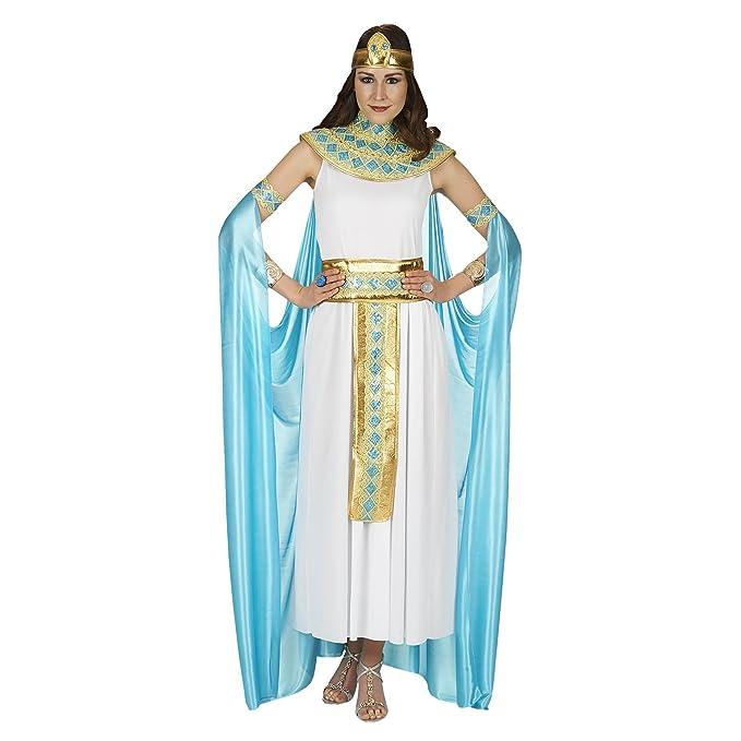 Cleopatra - vestito da donna per travestimento - abito con mantellina 2e5a5184c08