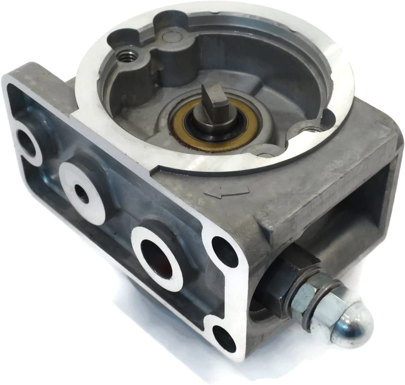 The ROP Shop New Snow Plow Pressure Gear Pump fits Meyer Diamond E-46 E-47 E-47H Pumps Blade