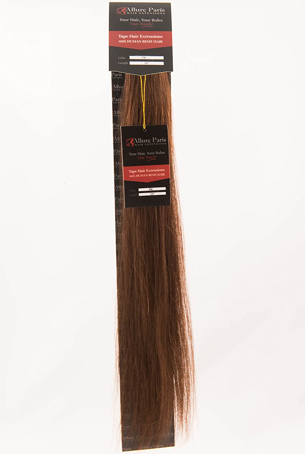 Amazon Allure Paris Tape In Hair Extensions Beauty