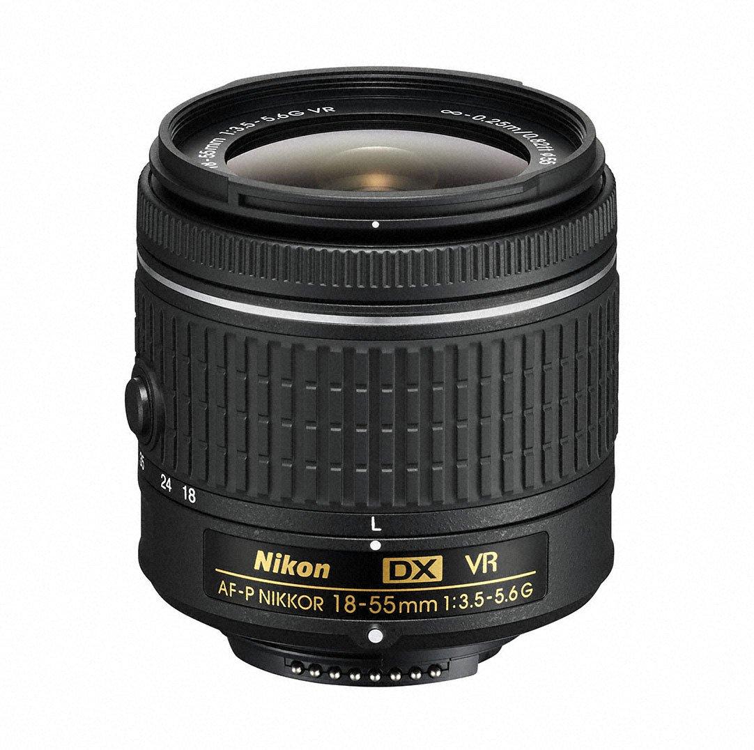 NIKON AF-P DX NIKKOR 18-55mm f/3.5-5.6G VR Lens 20059