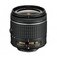 Nikon 18-55 mm f/3.5-5.6G VR AF-P DX Nikkor Lens for Camera
