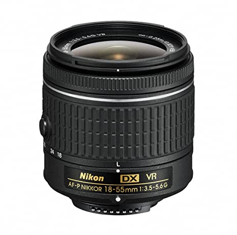 Review Nikon 18-55mm f/3.5 -