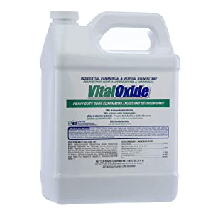 Vital-Oxide Mold and Mildew Remover - Gallon Bottle Refill