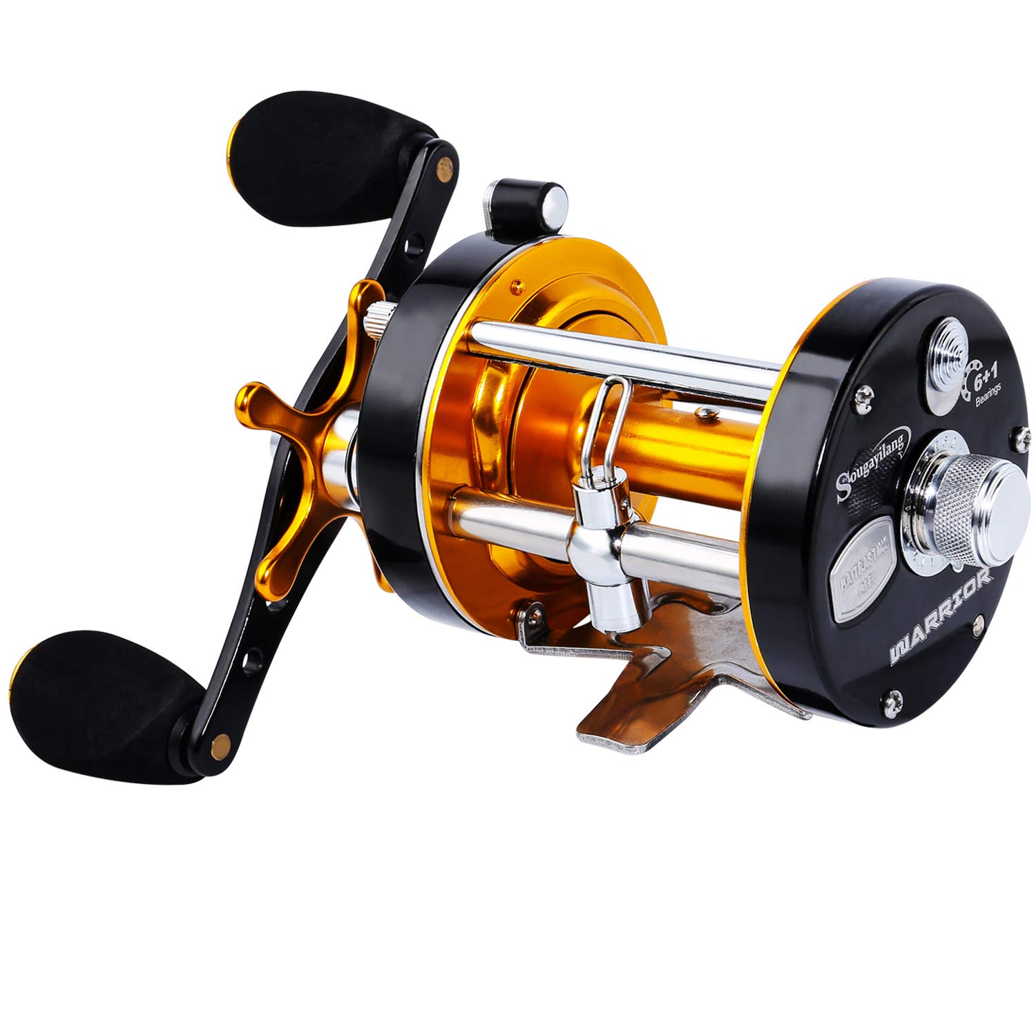 Sougayilang Warrior 4000 baitcasting reel under 100