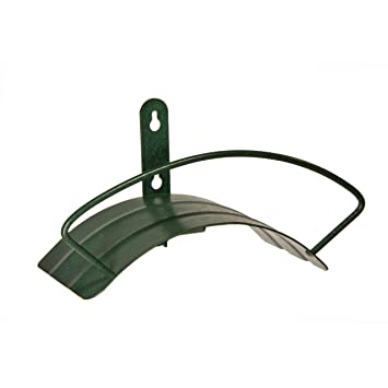 Beau Amazon.com : Yard Butler Deluxe Heavy Duty Wall Mount Hose Hanger Easily  Holds 100u0027 Of 5/8u0027 Hose Solid Steel Extra Bracing And Patented Design In  And ...
