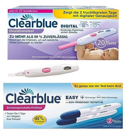 que precio tiene la prueba de embarazo clearblue digital