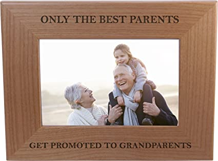 Amazon.com - Only The Best Parents Get Promoted To Grandparents ...