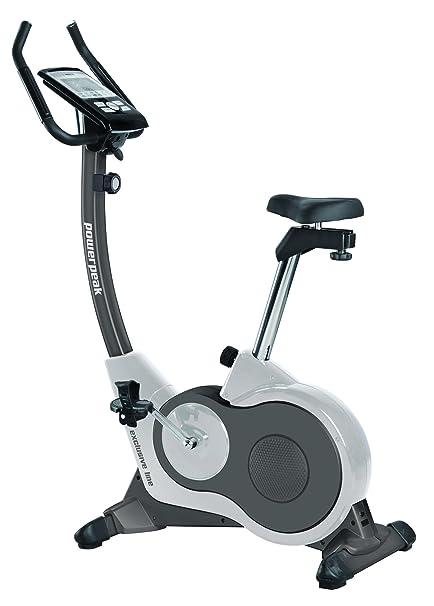 Powerpeak Exclusive Line - Bicicleta estática magnética de Fitness ...