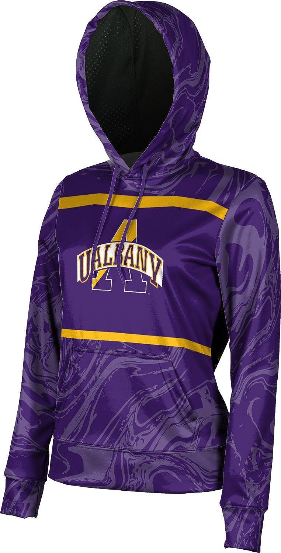 School Spirit Sweatshirt ProSphere University at Albany Girls Pullover Hoodie Ripple