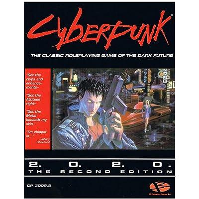 CP: Cyberpunk 2020 (2nd Ed. Reprint): Everything Else