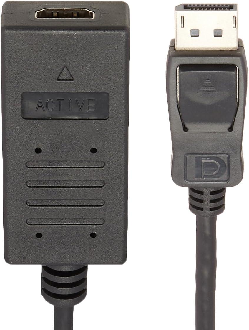 4K VisionTek DisplayPort to HDMI M//F - 900692 Active Adapter