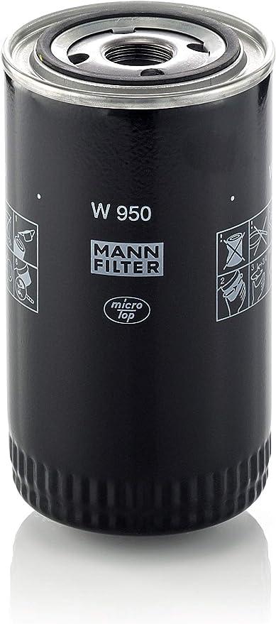 Original Mann Filter Ölfilter W 950 Für Pkw Und Nutzfahrzeuge Auto