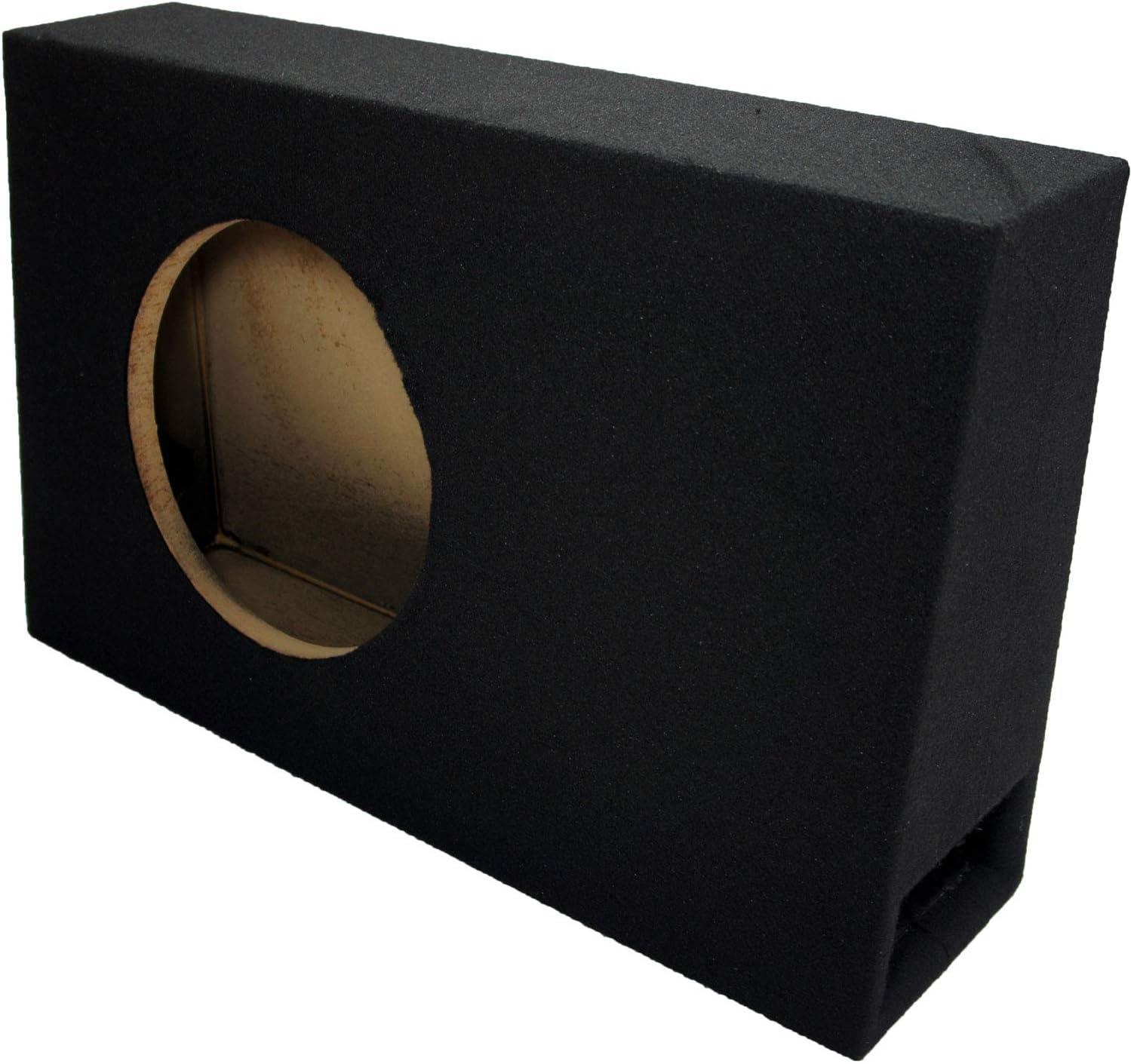 ASC - Caja de Altavoz para subwoofer Universal estándar de 10 Pulgadas: Amazon.es: Electrónica