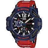 G-Shock GA-1100-2A Gravitymaster Stylish Watch - Blue Dial / One Size