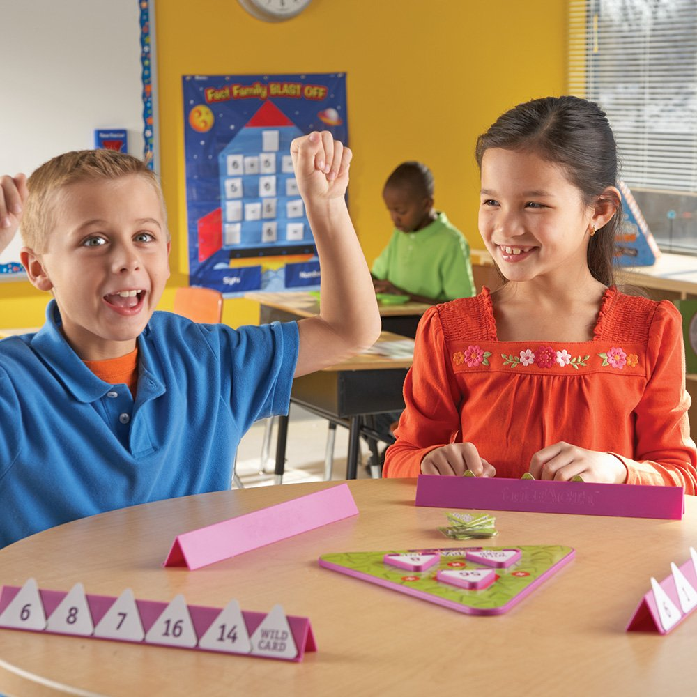 Learning Resources tri-FACTa Multiplication /& Division Game