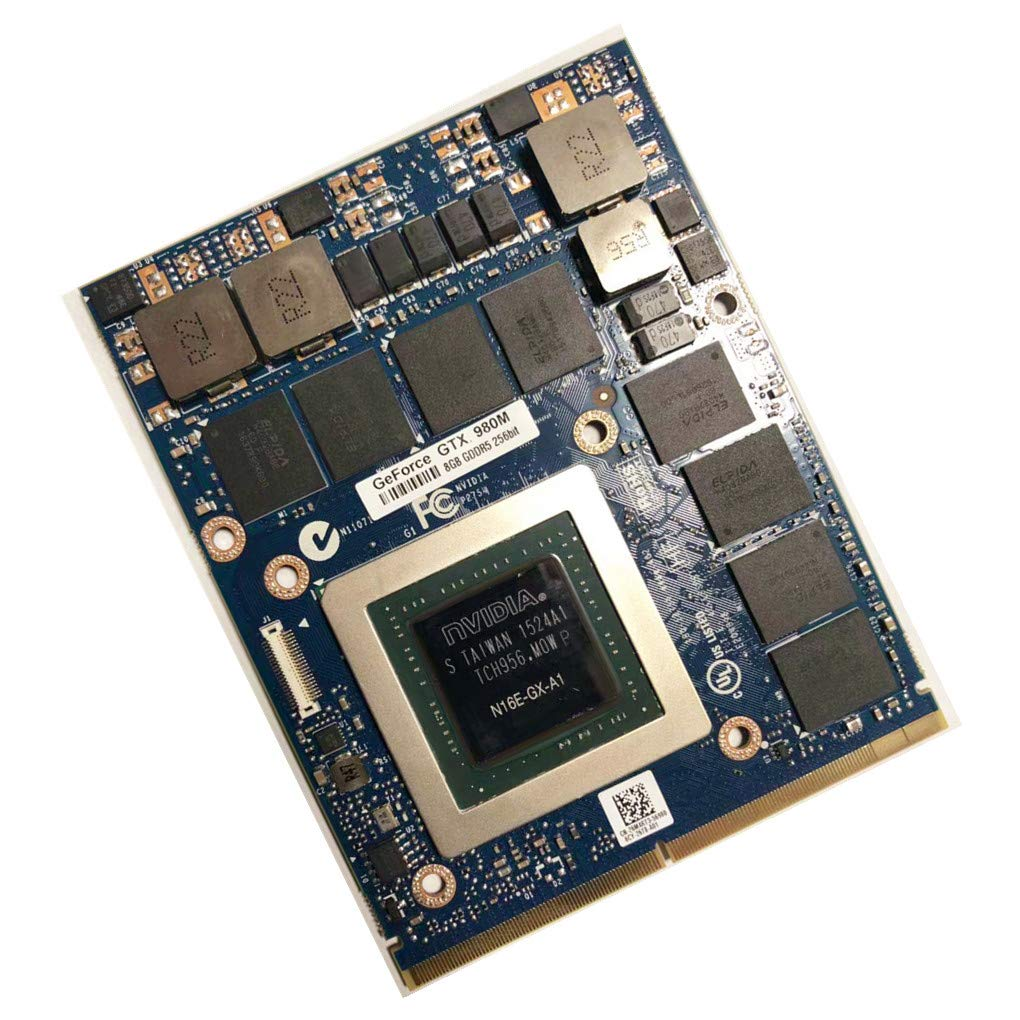 Original 8GB Laptop Tarjeta de Video nVidia GeForce GTX 980M ...