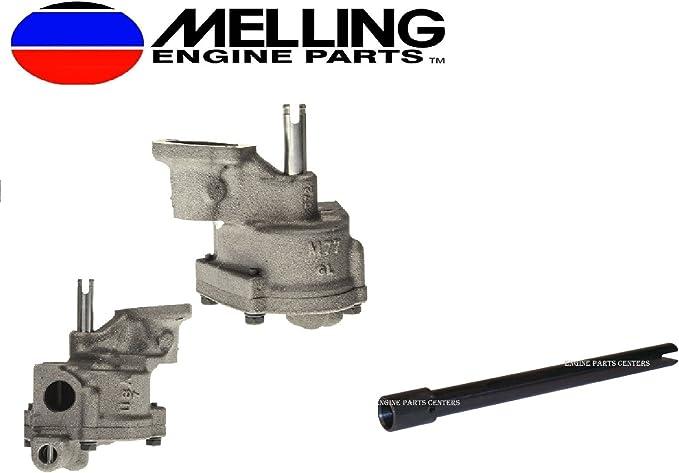 Melling M-77HV Big Block Chevy Oil Pump BBC 396 427 454 High Volume